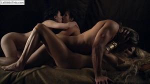 Ellen Hollman - Spartacus 3x01 - 04