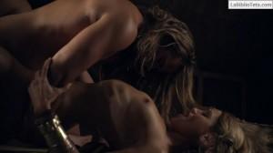 Ellen Hollman - Spartacus 3x01 - 05