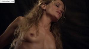 Ellen Hollman - Spartacus 3x01 - 07
