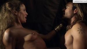 Ellen Hollman - Spartacus 3x01 - 08