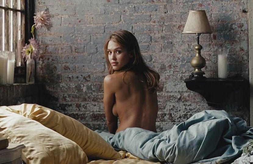 Jessica Alba nude