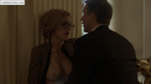 Kathleen Robertson - Boss 1x02 - 03