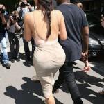 Kim Kardashian side boob 11