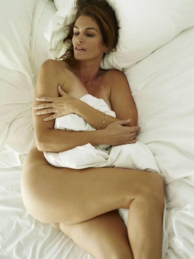 Cindy Crawford Desnuda En W Magazine
