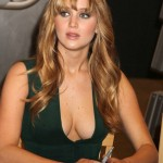 Jennifer Lawrence best cleavage 04