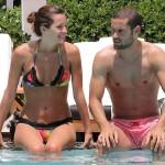 Malena Costa y Mario Suarez - Miami 05