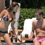 Malena Costa y Mario Suarez - Miami 09