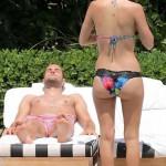 Malena Costa y Mario Suarez - Miami 12