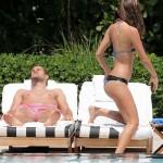 Malena Costa y Mario Suarez - Miami 13