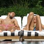 Malena Costa y Mario Suarez - Miami 14