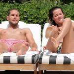 Malena Costa y Mario Suarez - Miami 15