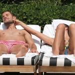 Malena Costa y Mario Suarez - Miami 16