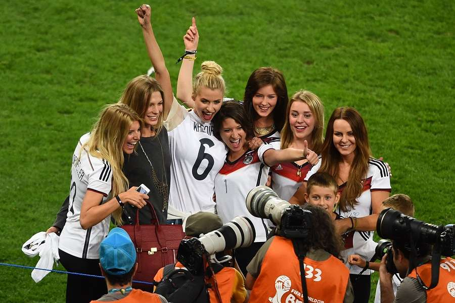 Mujeres Alemania