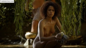 Nathalie Emmanuel - Game of Thrones 05