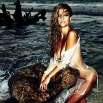 Nina Agdal - Gosee Magazine 04