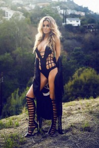 Carmen Electra - Galore Magazine 03