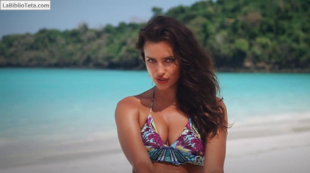 Irina Shayk - Sports Illustrated outtakes 01