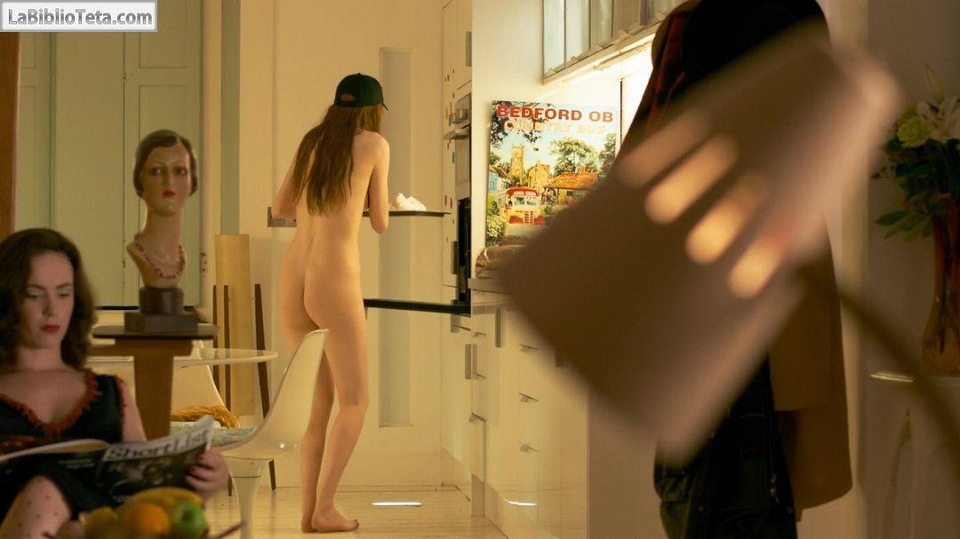 Karen gillen desnuda falsa