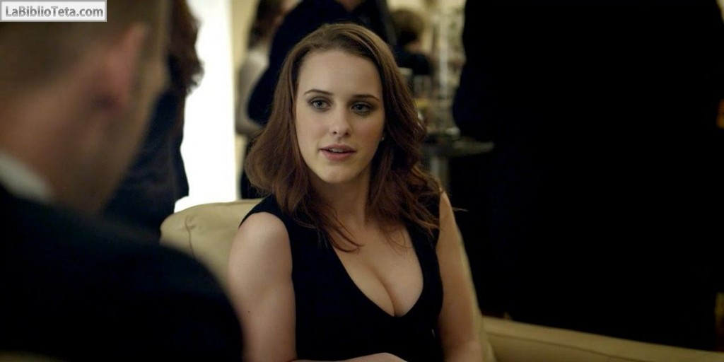 Rachel Brosnahan - House of Cards