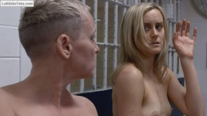 Taylor Schilling - Orange Is the New Black 2x01 - 02