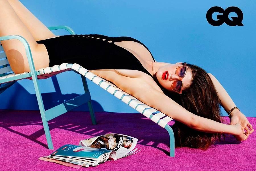 Alexandra Daddario - GQ 01