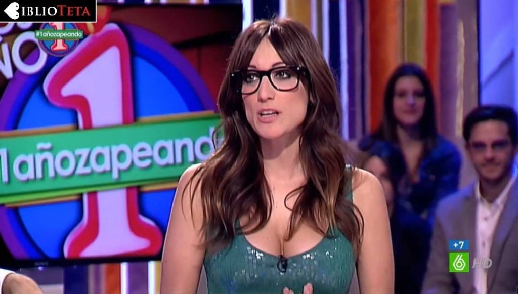 Ana Morgade - Zapeando 21 11 - 01