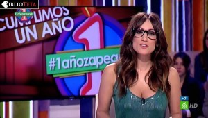 Ana Morgade - Zapeando 21 11 - 04