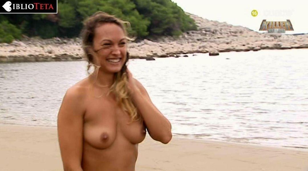 Tatiana delgado en el sem 2018 camara 2 - 3 2