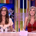 Anna Simon y Ana Morgade - Zapeando 09
