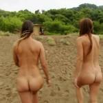 Anna y Esther - Adan y Eva 04