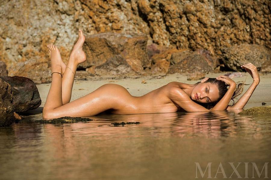 Candice Swanepoel - Maxim 01