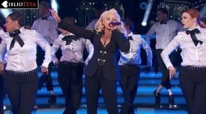 Christina Aguilera - NBA All Star 03