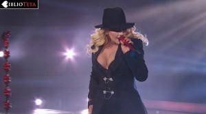 Christina Aguilera - NBA All Star 05