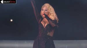 Christina Aguilera - NBA All Star 06