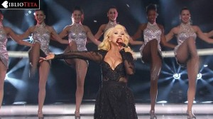 Christina Aguilera - NBA All Star 07
