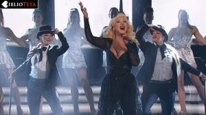 Christina Aguilera - NBA All Star 08