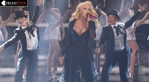 Christina Aguilera - NBA All Star 09