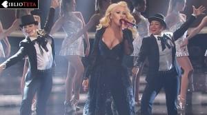 Christina Aguilera - NBA All Star 09
