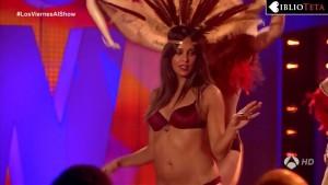 Cristina Pedroche - Los viernes al show 04