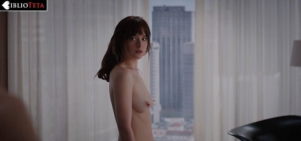 Dakota Johnson - Fifty Shades of Grey 01