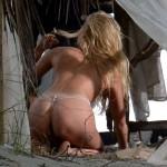 Elsa Hosk topless 12