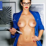 Emily Agnes - Playboy 07