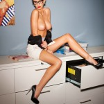 Emily Agnes - Playboy 08