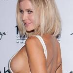 Joanna Krupa - side boob pokies 02