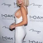 Joanna Krupa At 1 OAK Nightclub At The Mirage