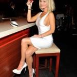 Joanna Krupa - side boob pokies 09