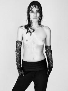 Keira Knightley - Interview Magazine 04