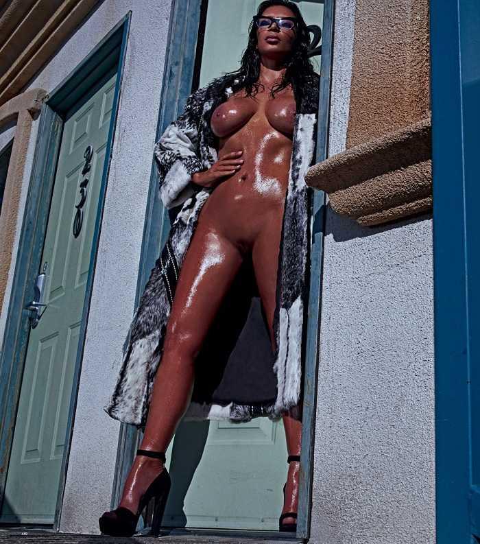 Kim Kardashian - Love Magazine 01