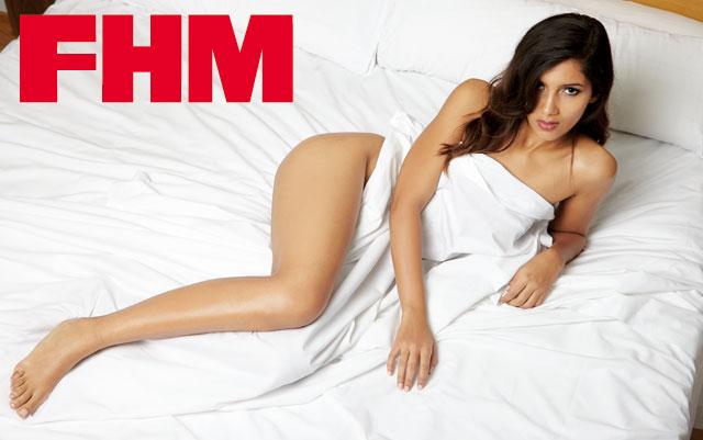 Mariam Bachir - FHM 01