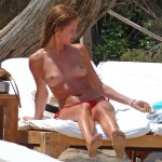 Millie Mackintosh - topless Ibiza 12